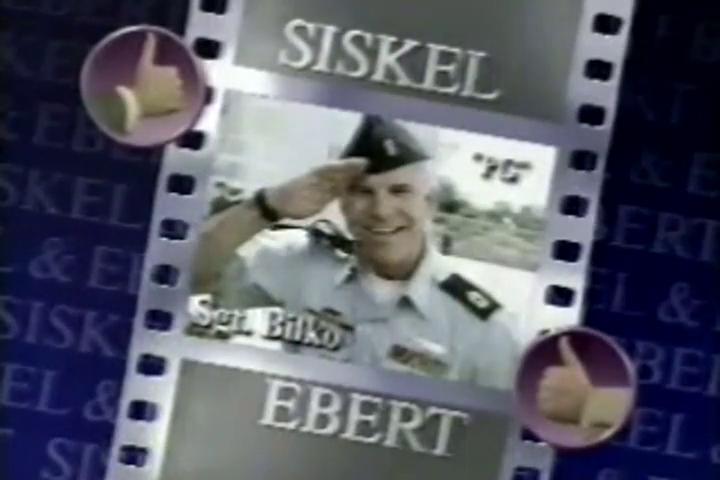The Disney Years 1996 Siskel And Ebert Movie Reviews